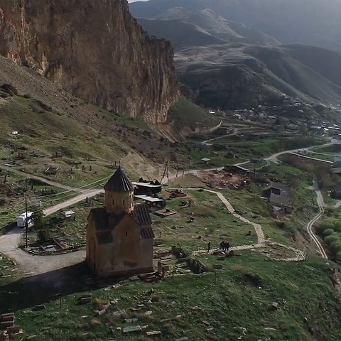 A Bird's-Eye View of Noravank
